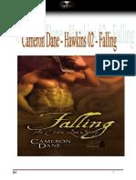 Cameron Dane - Serie Hermanos Hawkins 02 - Falling