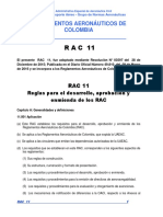 RAC  11 - Reglas para el Desarrollo, Aprobación y Enmienda de los RAC.pdf