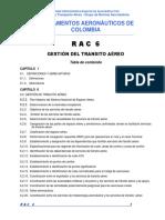 RAC  6 - Gestión de Tránsito  Aéreo.pdf