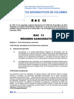 RAC  13 - Régimen Sancionatorio.pdf
