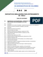 RAC  24 - Dispositivos Simuladores para Entrenamiento de Vuelo.pdf