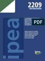 O Consumo Das Famílias No Brasil Entre 2000 e 2013 Td_2209