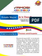 Constituyente 2017 Lista