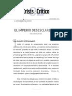 ElImperioDesesclarecido_EduardoSubirats