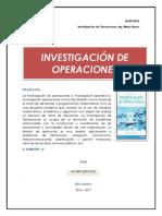 Clase 4 - Cálculo de Investigación de Operaciones - Fases de Estudio en IO