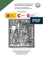 XII Jornadas Intern. Lit. Española Medieval 2017 - Tercera Circular