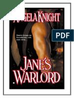 Angela Knight - Serie Cazadores del Tiempo 0.5 - El Señor de la Guerra de Jane.pdf