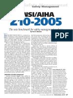 ANSI A10-2005
