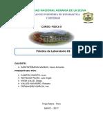 Fisica 2 Informe 3 Capacitores
