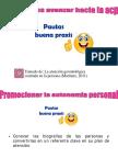 Pautas Buena Praxis ACP