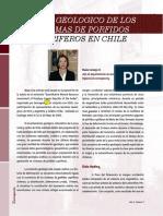 Cornejo 2005, Pórfidos Cupríferos Chilenos, SNGM