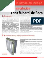 Manual de Instalacion Aislacion Termica