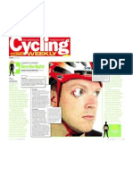 Cycling Weekly Laser Eye Surgery Article