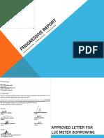Progressive Report