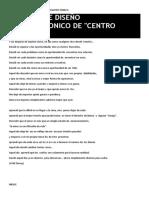 Ejemplo de Proceso de Diseño Arquitectonico[1]