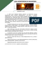 Zaproszenie - Konferencja 27.06.17