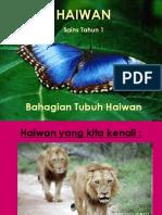 Haiwan Sains Thn 1