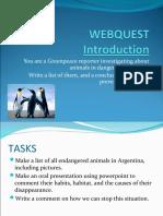 Webquest Maria Sol