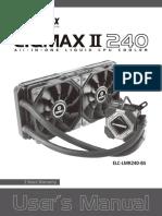 Manual Liqmax II 240