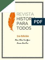 Revistar Historia 1ed