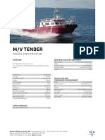MV-Tender