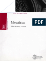 Söchting - Metafisica Fundamental - Aristóteles - Ed PUC