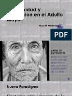 Subjetividad y Educación en El Adulto Mayor.