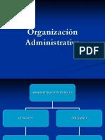 ORGANIZACION_ADMINISTRATIVA