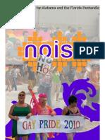 Noise Magazine August 2010