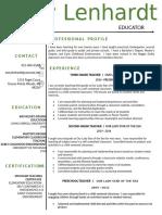 mary-resume
