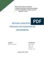 Método Científico y PAE