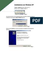 Guida Mom Ode Sign MD-HSUPA Connessione Windows XP
