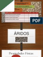ARIDOS-PRIPIEDADES