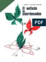 El Método de Las Coordenadas - Gelfand. Glagolieva. Kirillov