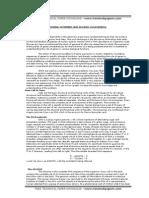 Neural Networks & Genomicengg