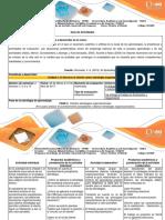 Guía de Actividades y Rúbrica de Evaluación - Fase 3. Diseñar Estrategias Organizacionales