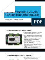 ComAp Protection Relay | Solar Relay