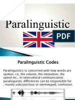 Para Linguistic