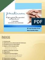 Parkinson y Vision