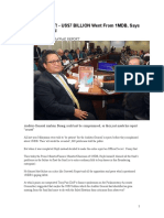1MDB-PAC Press Reports