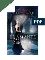 Juliet Dark- El Amante Del Demonio