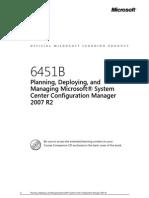 6451B ENU Beta Trainer Handbook Volume1