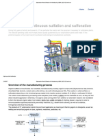 Sulphonation Plants & Reactors for Manufacturing LABSA, SLES, AOS and More