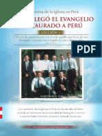 Leccion 1 - Perú