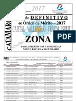 Zona1 2017 Listado Definitivo LOM