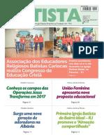O Jornal Batista Nº 15 - 09.04.2017