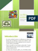 La Ética sostenible.ppt