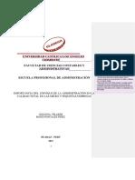 Modelo Monografía Investigación Documental
