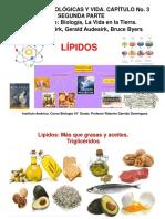 bio 10° moléculas biológicas Lípidos II-Parte 2017