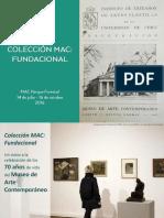 Presentacion de Recorrido PDF- Coleccion Mac Fundacional